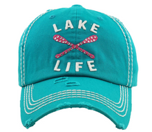 Load image into Gallery viewer, Lake Life Vintage Hat