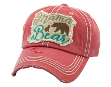 Load image into Gallery viewer, Mama Bear Hat