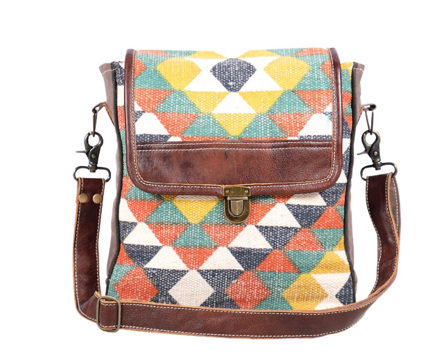 Eye Catcher Shoulder Bag