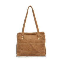 Load image into Gallery viewer, Stria Hair-on Crossbody Bag