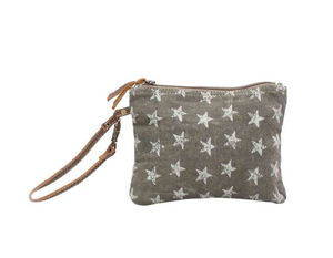 Star-Grouped Hand-Bag