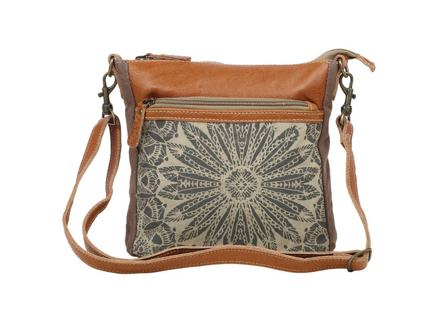 Dizzy Circle Crossbody