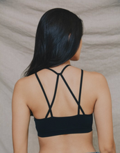Load image into Gallery viewer, High Neck Lace Bralette