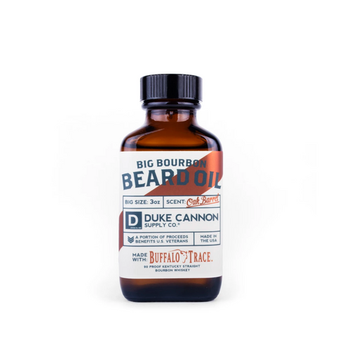 Duke Cannon- Big Bourbon Beard Oil