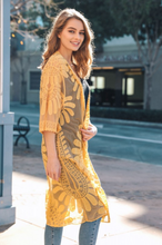 Load image into Gallery viewer, Bohemian Lace Kimono