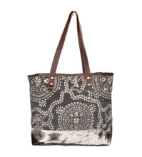 Load image into Gallery viewer, Blue Eternity Tote Bag