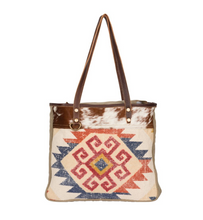 Load image into Gallery viewer, Painted Love Tote Bag