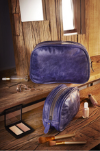 Load image into Gallery viewer, Indigo Toiletry Bag