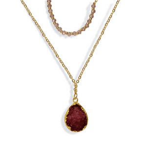 Jewel Den Layered Necklace