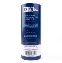 Load image into Gallery viewer, Duke Cannon- Proper Cologne