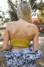 Load image into Gallery viewer, Crochet Pineapple Bralette