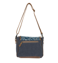 Load image into Gallery viewer, Cobalt Euphoria Shoulder Bag