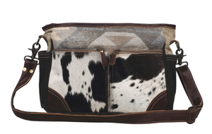 Bearish Messenger Bag