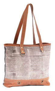 The Irregular Tote Bag