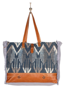 Spacious Weekender Bag