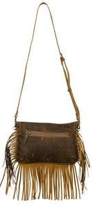 Cowgirls Love Leather Bag