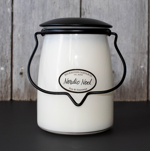 Milkhouse Butter Jar