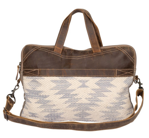 Wanderlust Messenger Bag