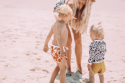 Born to be Wyld Collection : Mumma & her boys