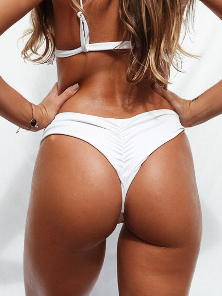 Lagoon Bottom - White