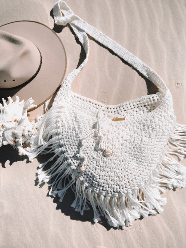 Seashell Beach Bag