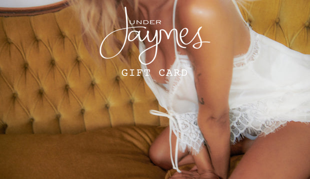 Under Jaymes Gift Card