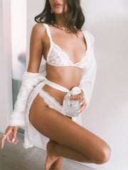 Grace Bralet - White