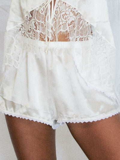 Dream Shorts - White