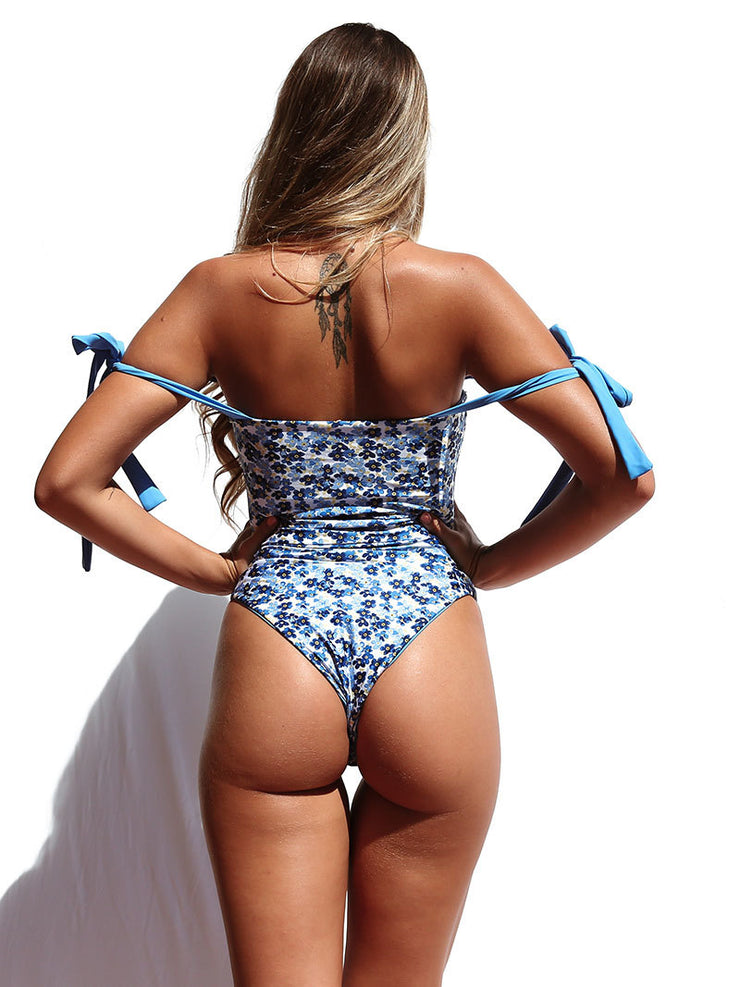 "Zeus One Piece - Bahamas Carribean ""Reversible"""