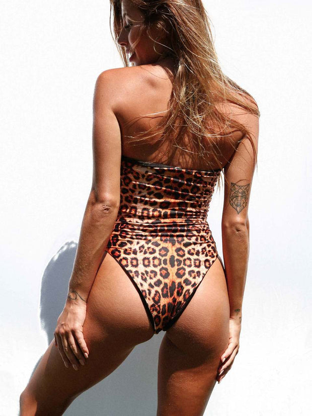 "Zeus One Piece - Wild Midnight ""Reversible"""