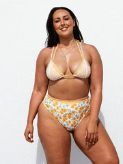 Obsessed Top - Apricot Speckle - PRE-ORDER