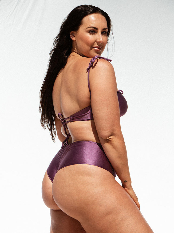 Cheeky Bottom - Mauve