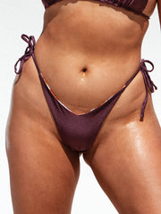 "Barefoot Bottom - Mauve / Tie Dye ""Reversible"""