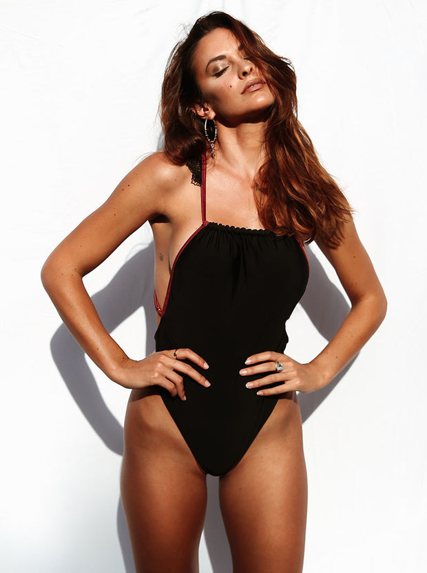 "Amorita One Piece - Sunset Midnight ""Reversible"""