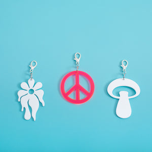 Belt Charm Pack of 3,Belt CharmMindFlowers