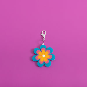 Candy Daisy Belt Charm,BeltMindFlowers