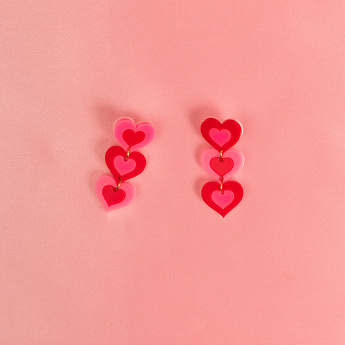 Baby Love Stud Earrings,EarringMindFlowers