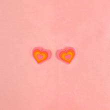 Load image into Gallery viewer, Free Love Stud Earrings,EarringMindFlowers