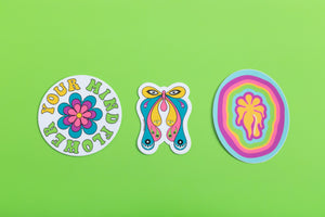 MindFlower Sticker Pack,FlairMindFlowers