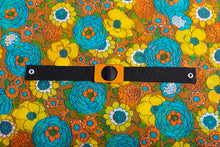 Load image into Gallery viewer, Black Leather Choker Necklace,ChokersMindFlowers