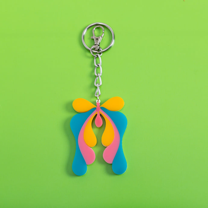 BFly Baby Keychain,FlairMindFlowers
