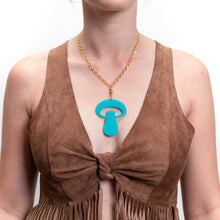 Load image into Gallery viewer, The Alice Mushroom Necklace Charm,Necklace CharmMindFlowers