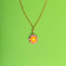 Load image into Gallery viewer, Candy Daisy Necklace Charm,Necklace CharmMindFlowers