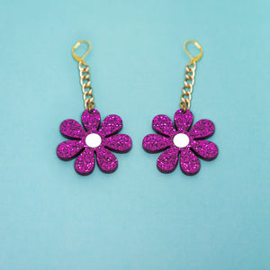 The Daisy Chain Earrings,EarringMindFlowers