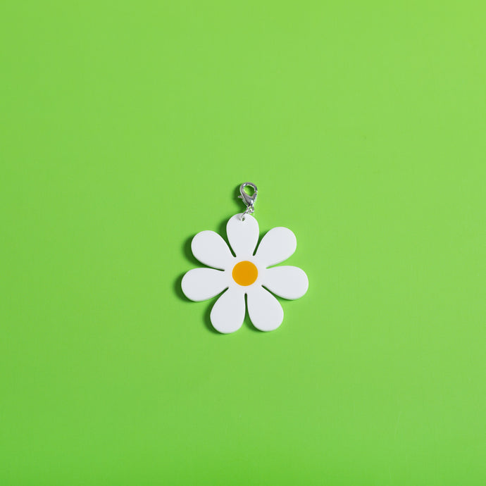 Daisy Necklace Charm,Necklace CharmMindFlowers