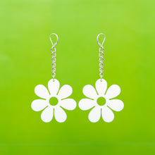 Load image into Gallery viewer, The Hazey Dazey Chain Earrings,EarringMindFlowers