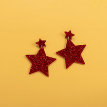 Load image into Gallery viewer, New Killer Star Earrings