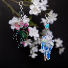 Load image into Gallery viewer, MindFlower Dot & Chain Earrings,EarringMindFlowers