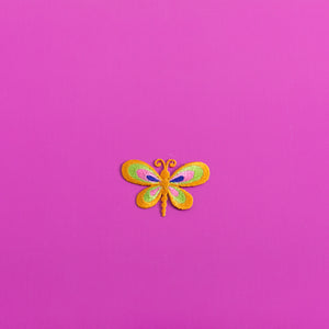 Mini Radiating Butterfly Patch,FlairMindFlowers