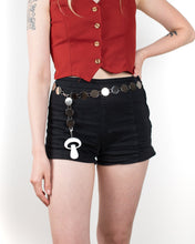 Load image into Gallery viewer, The Alice Mushroom Belt Charm,BeltMindFlowers